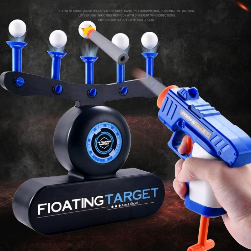 Electric Suspended Ball Dart Target New Type Gun Shooting Fl…