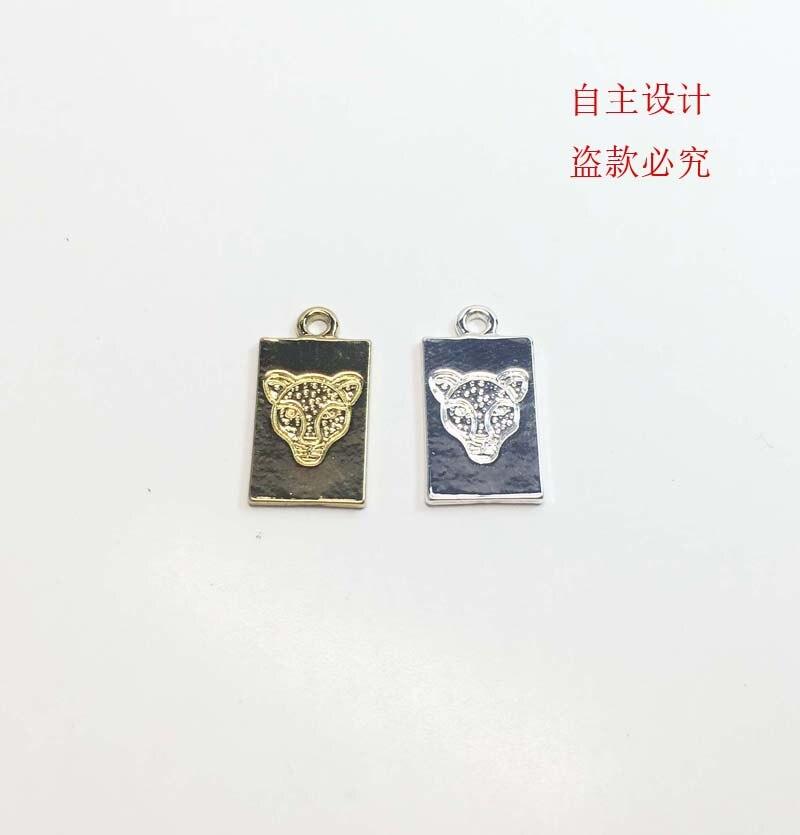 Free 50//300Pcs Tibetan Silver Skull Head Charms Pendants Fit Bracelet 17x11mm