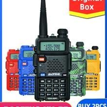 VHF UHF Transceiver Radio-Station Walkie-Talkie Ham-Radio Professional UV5R Hunting CB