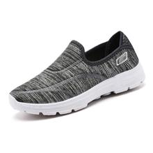 New men's shoes breathable cotton casual low to help breathable comfortable running fashion comfortable non-slip men's shoes