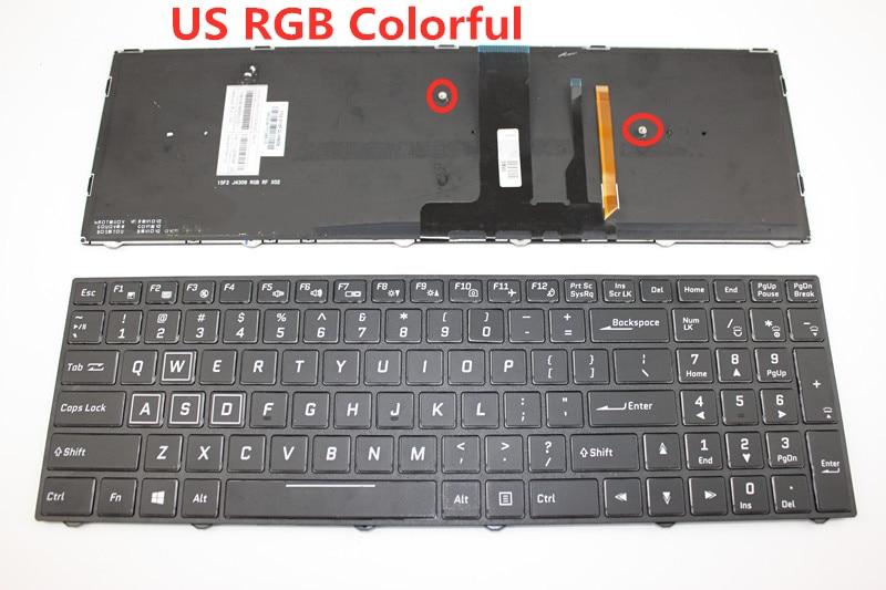 teclado para thunderobot 911st st plus u5td u5tc u5tb u5f u5e u5c u5a