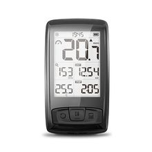 цена на Wireless Bluetooth Speedometer Speed/Cadence Sensor Waterproof Cycling Bike Computer High Quality and Brand New