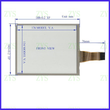 TR8-084F-16  8.4inch 8lines For Car DVD  Industrial application touch screen panel  this is compatible  TouchSensor FreeShipping new 4 line xwt624 128mm 37mm this is compatible 128 37 touchsensor freeshipping this is compatible