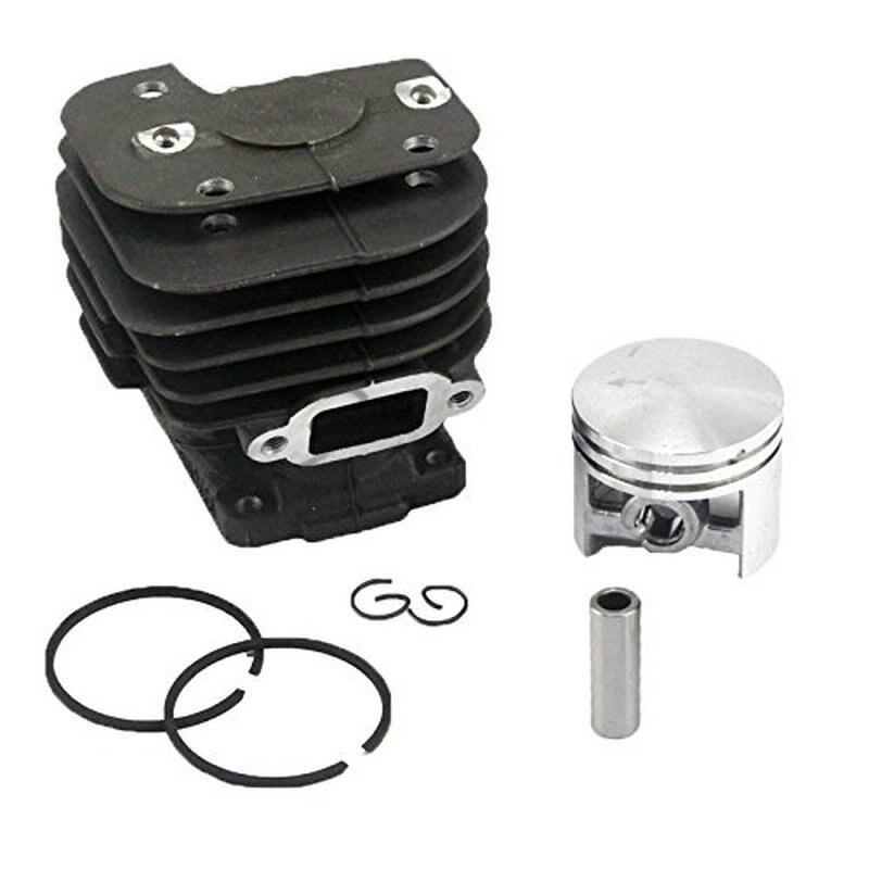 42 millimetri Cilindro Pistone Anelli Spille Kit Adatto Per Stihl MS240 Motosega Pezzi Di Ricambio