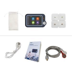 Image 5 - ECG/EKG Heart Monitor for Arrhythmia Afib 30s 5min Measurement Support Leadwire Bluetooth Free APP PC Report, Wellue Pulsebit EX