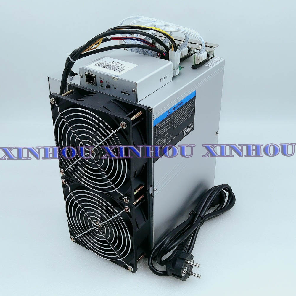 New Asic Bitcoin Miner Love Core A1Pro 23T BTC BCH Miner With PSU Economic Than Antminer S19 T19 S17 T17 Z15 WhatsMiner M21S M31 3