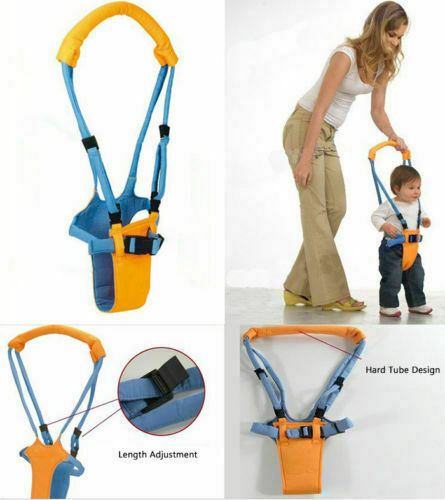 Goocheer Toddler Infant Baby Walking Harnesses Walk Learning Assistant Walker Jumper Strap Belt Safety Reins Harness