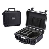 Portable Waterproof Hard EVA Storage Bag Carrying Case for Hubsan Zino H117S Drone RC Car Parts Accessories