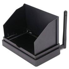 5,8g FPV кросс-машина в режиме реального времени передача изображения машина дисплей ручной Snowscreen 4,3 дюймов без DVR
