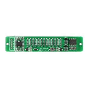 Image 4 - Updated V1.0 24 LED Level indicator Board Dynamic Sensitive For VU Meter Tube Amplifiers Speaker Accessories Kits DIY DC12V