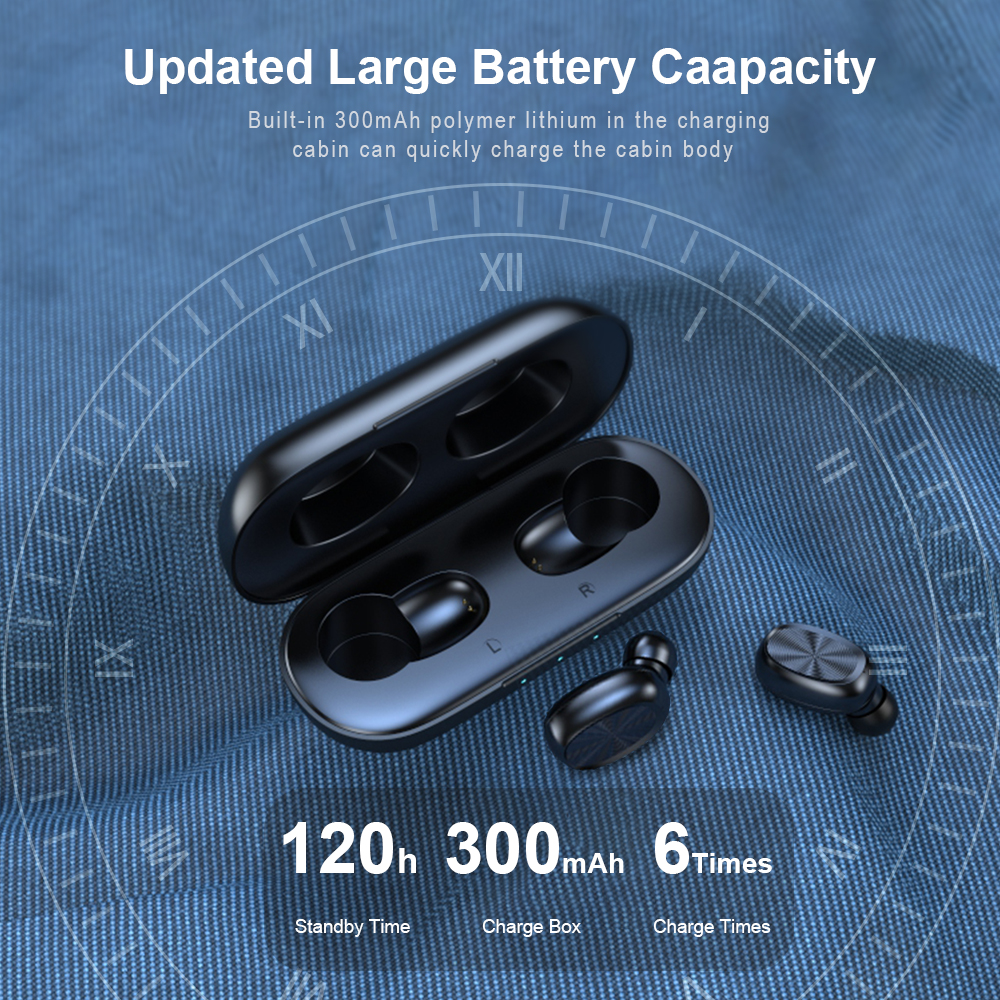 Image 4 - SIMVICT W1 TWS Bluetooth 5.0 Earphones Wireless Running Earbuds HIFI Stereo Earphone In ear Sports Headset with Mic for PhoneBluetooth Earphones & Headphones   -