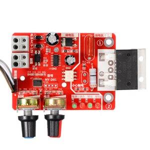 Image 4 - 新しい NY D01 スポット溶接機制御ボード 100A スポット溶接機の電流コントローラ制御パネルボードモジュール