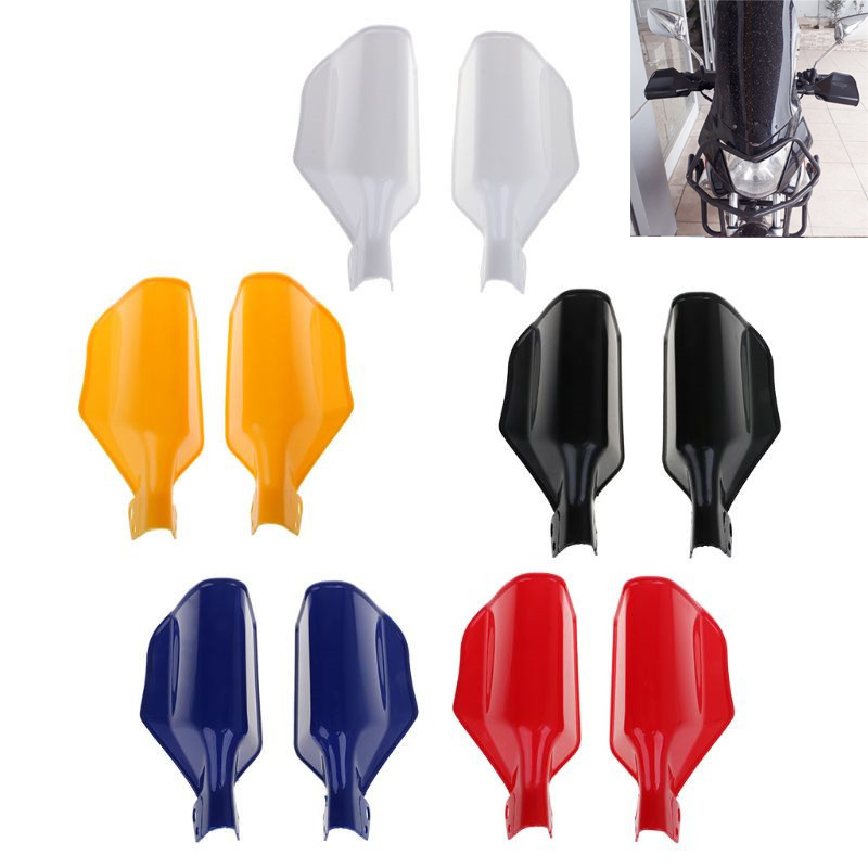 Motorbike Moto Accessories Hand Guards Off-road Dirt Pit Bike Motocross Scooter Hand Protection Motorcycle Handguards Pitbike