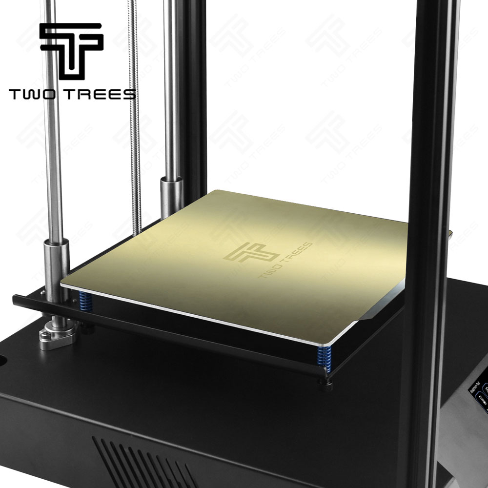 Image 4 - 220x220/235x235/310x310mm Removal Spring Steel Sheet Pre applied PEI Flex Magnetic Hot Sticker for CR10 Ender 3 Hot Bed Sapphire-in 3D Printer Parts & Accessories from Computer & Office