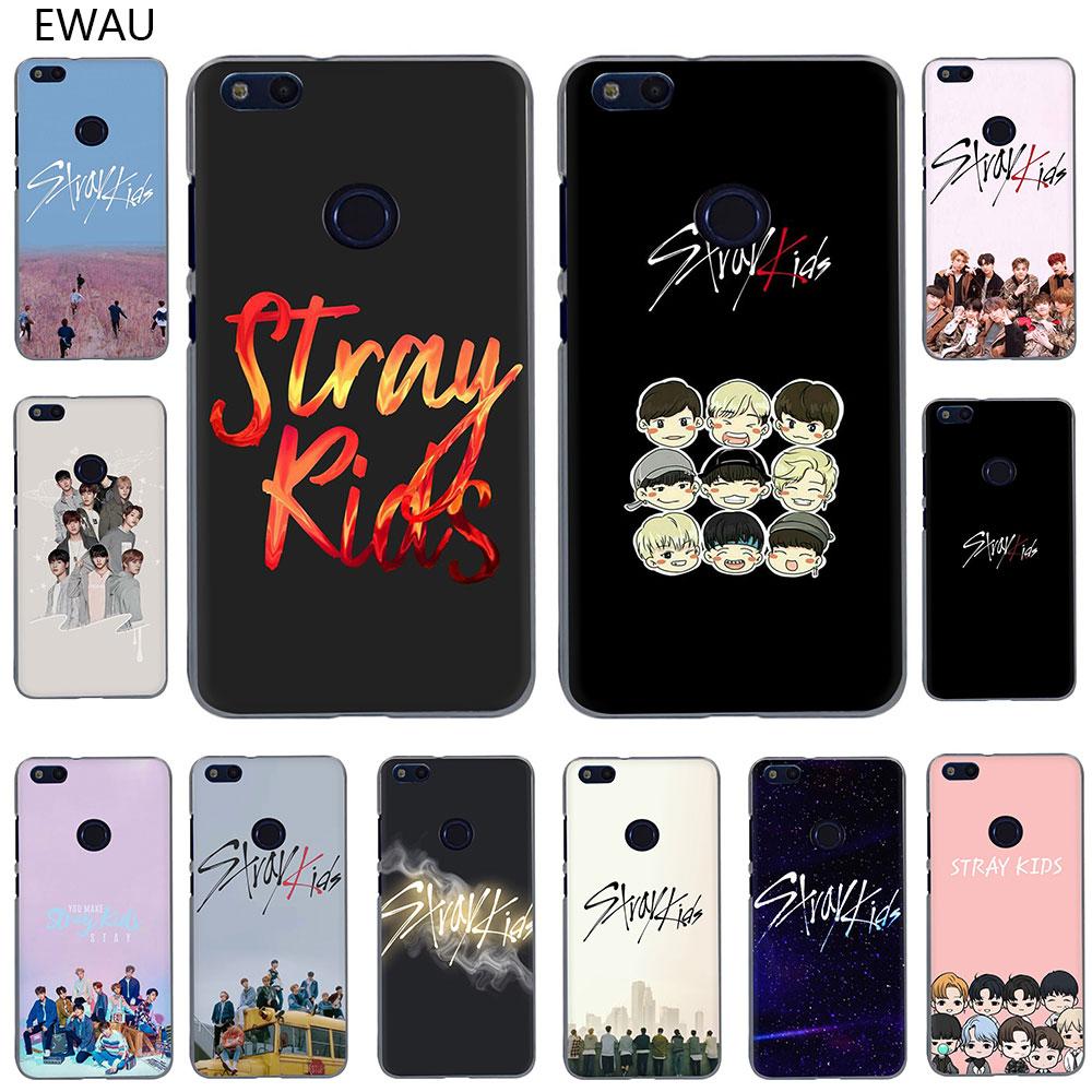 EWAU Stray Kids kpop Hard Phone Case for Huawei Honor view 20 Play 6A 6C 7A