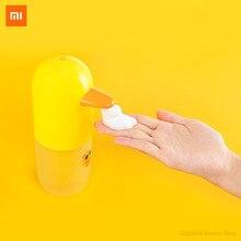 Xiaomi MiJia автоматический набор для мытья рук линия Салли индивидуальные Millet индукционный дозатор мыла ручная стиральная машина