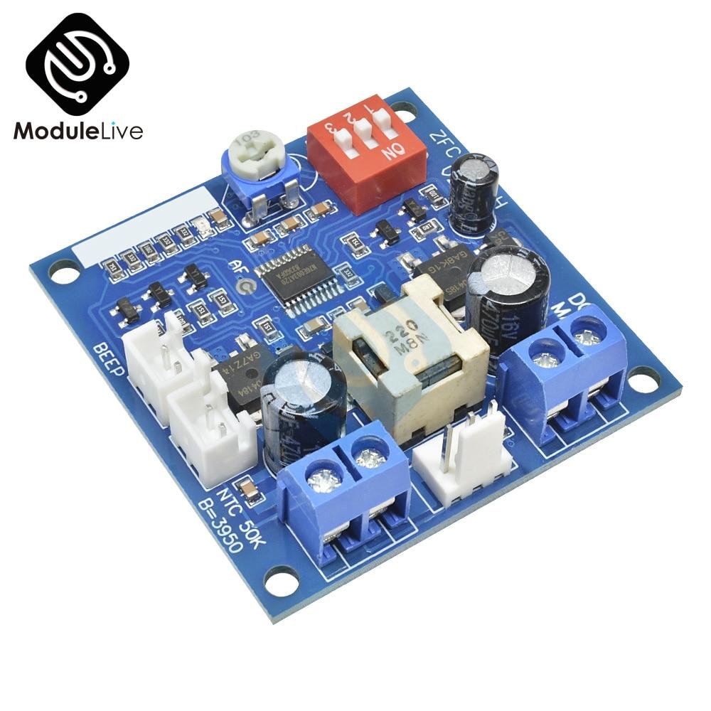 Automatic Temperature Control CPU Fan Speed DC Controller 12V PWM PC Board  wg