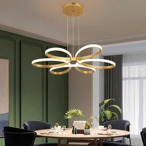 Image 4 - Современные светодиодные потолочные лампы с дистанционным управлением для гостиной спальни 78 Вт 72 Вт 90 Вт 120 Вт алюминиевая домашняя лампа с плафоном