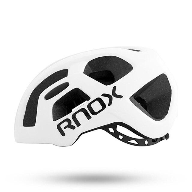Rnox ultraleve ciclismo capacete mtb capacete à prova de chuva cidade estrada mountain bike capacete para as mulheres dos homens de corrida de reposição equipamentos 1