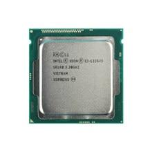 Intel Xeon E3 1226v3 E3 1226 V3 3,3 GHz Quad-Core Quad-Hilo de procesador de CPU L2 = 1M L3 = 8M 84W LGA 1150