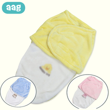 AAG Baby Envelopes for Discharge Newborns Diaper Cocoon Maternity Hospital Discharge Kit Baby Sleeping Bag Sack Swaddle Wrap