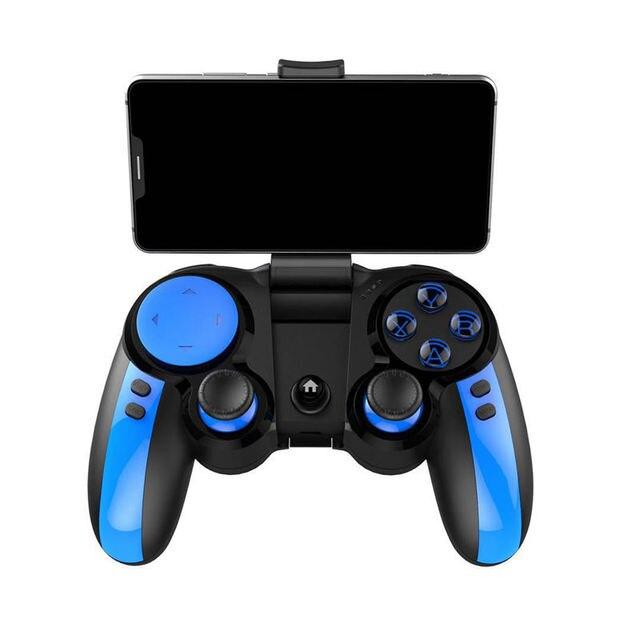 Ipega Pg-9090 2.4G Bluetooth Turbo manette sans fil contrôleur manette de jeux avec support pour téléphone pour Android Ios Pubg Smartpho