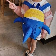 Cute Cartoon Dinosaur Baby Safety Harness Backpack Toddler Anti Lost Bag Children Adjustable Comfortable Walking Bag Backpack