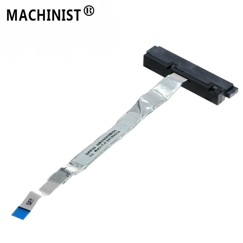 HDD Cable For HP Pavilion 15-CX 15-CX0072TX 15-CX0075TX 15-CX0071TX SATA Hard Disk Drive Connector Cable NBX0002BI00 L20324-001