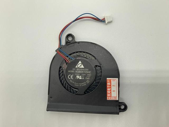 Laptop cooler CPU wentylator dla Toshiba KIRA A KIRA AT01S KIRAbook KIRA 101 KIRA UDQFC50Y1DT0 G61C0001C210 5V 0.34A
