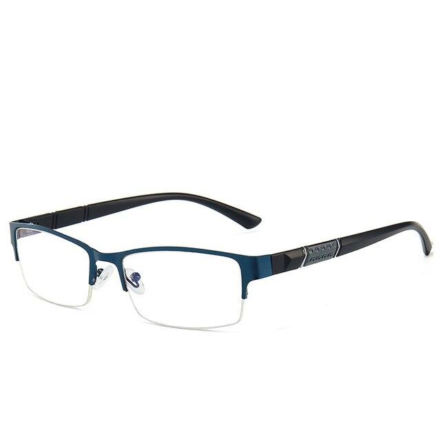 -1 -1.5 -2 -2.5 -3 -3.5 -4 -4.5 قصر النظر النظارات الرجال الرجعية إطار معدني مربع الطلاب قصر النظر النظارات الإطار للمرأة 2020 3