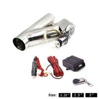 57mm 63mm 76mm válvula de controle de exaustão tubo de escape elétrico y tubo de escape tubo de recorte elétrico com mão fio por atacado válvula|pipe electric|pipe exhaust|pipe y -