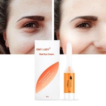 Venta al por mayor reafirmante Anti-edad removedor ojeras cuidado de los ojos contra la hinchazón y bolsas hidratante ojos cremas