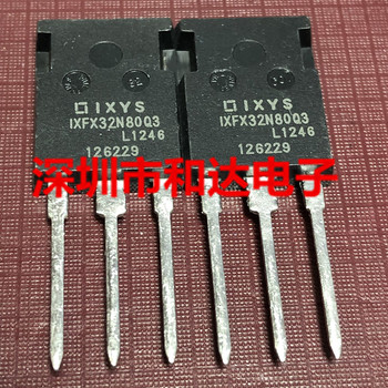 IXFX32N80Q3 TO-247 800V 32A