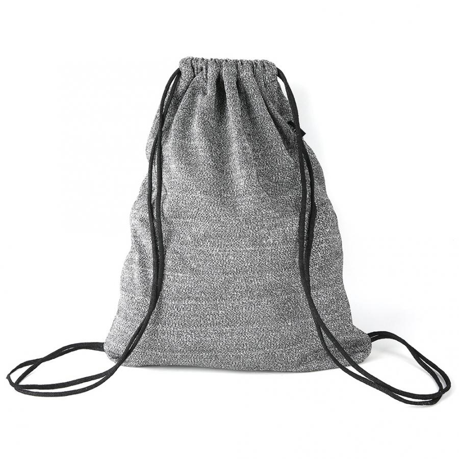 PE Grade Anti Theft Cut Proof Drawstring Bag Portable Travel Safety Backpack Anti Theft Backpack