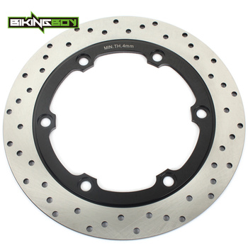 BIKINGBOY For Honda CBR1000F 93-99 XL 1000 V Varadero / ABS 03-12 VFR 750 F Interceptor 86-89 VF500F Rear Brake Disc Disk Rotor