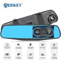 ADDKEY 2019 Car DVR Radar Detector FHD 1080P Video Recorder Cam Dash speedcam Camera Antiradar Tripods Arrow Robot Avtodoria