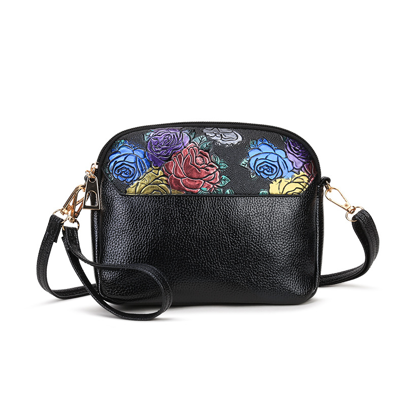 Image 5 - Cross Body Ladies Hand Designer Luxury Bag Fashion Ladies Luxury Bags 2020 PU Hobos Casual Women Shoulder Bags Cross Body BagsShoulder Bags   -