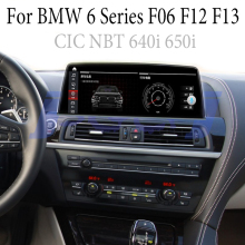Audio-Accessorie Navigation Radio Carplay Idrive Car-Stereo 640i 1 BMW for 6/F06/F12/..
