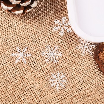 100pcs Transparent Waterproof Snow Sticker Candy Cookie Packaging Bag Decorative Sealing Snowflake Party Toast Bread