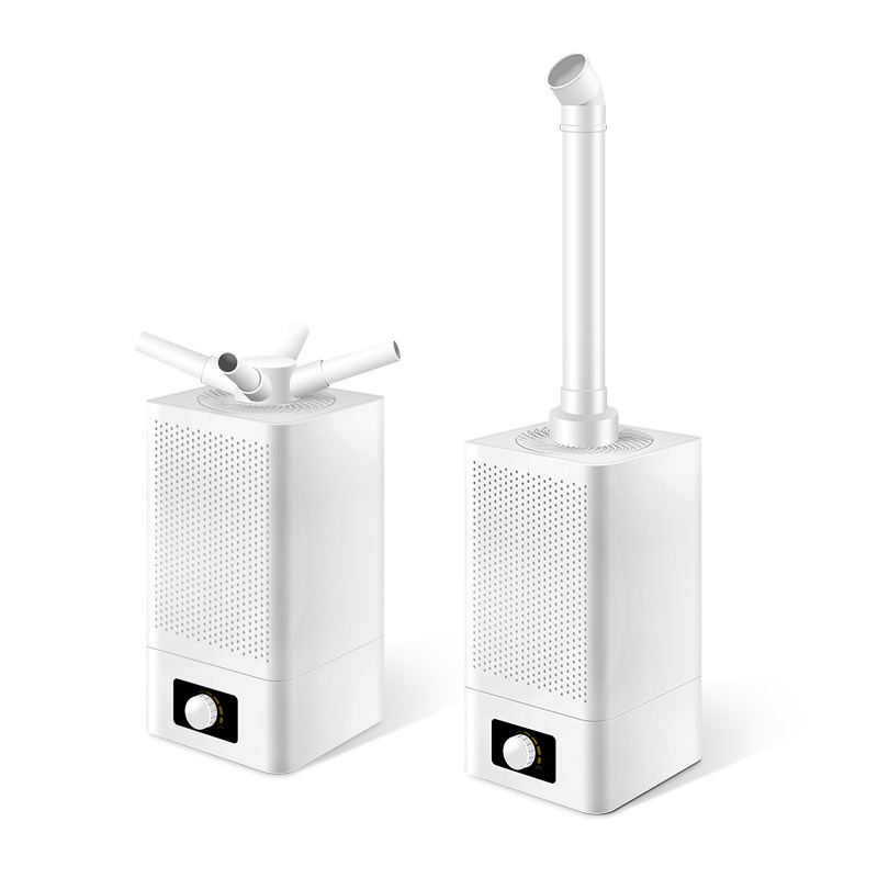 220V Commercial And Industrial 11L Air Ultrasonic Humidifiers Big Mist For Commercial Shop Restaurant Humidifying Plant
