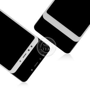 "Image 4 - 원래 5.7 ""Xiaomi Redmi 5 LCD 디스플레이 터치 스크린 Xiaomi Redmi 5 디스플레이 교체 부품에 대 한 프레임 디지타이저 어셈블리"