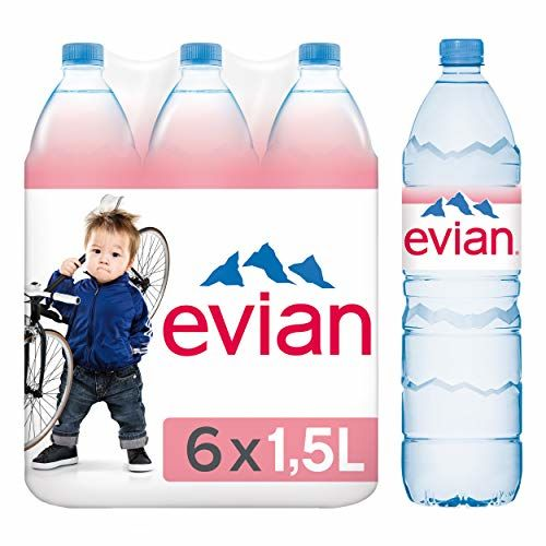 Evian 1,5L (pack De 6)