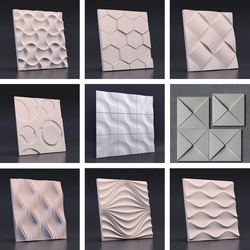 Concrete wall brick silicone mold cement wall brick mold background wall mould plaster decoration mould wall decoration mould