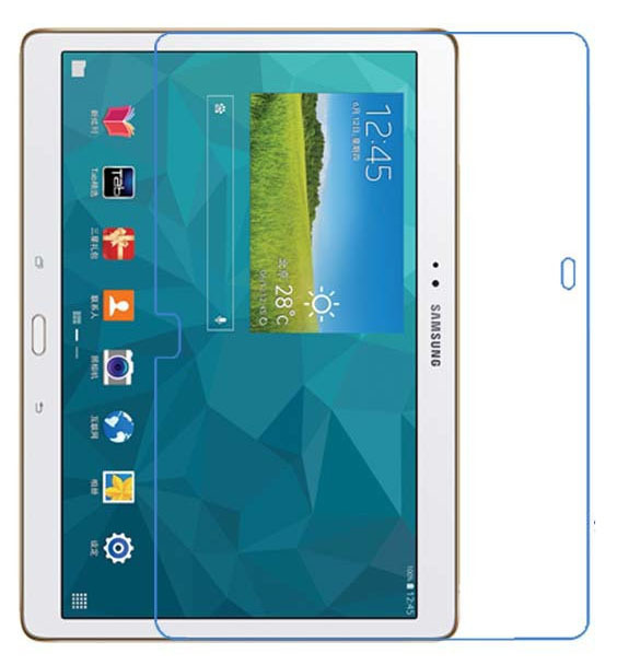 Clear Glossy Screen Protector Protective Film For Samsung Galaxy Tab S 10.5 T800 T801 T805 SM-T800 Tablet