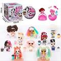 6 шт./партия из серии «LoL Surprise» серии снос сюрприз мяч милые куклы LoL фигурку детские игрушки забавная Детская подарки на день рождения