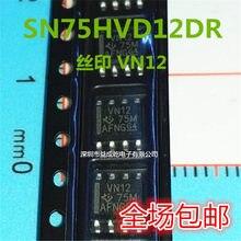 Livraison gratuite SN75HVD12DR VN12 SOP8 3.3 V RS - 485 10 PIÈCES