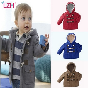 Baby Boys Jacket 2020 Autumn Winter Jacket For Boy Coat Kids Hooded Outerwear Coat For Boys Clothes Children Jacket 2 3 4 5 Year