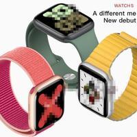 Iwo 12 relógio série 5 1:1 relógio inteligente 40mm 44mm bluetooth relógio para apple iphone android telefone não apple relógio|Relógios inteligentes| |  -