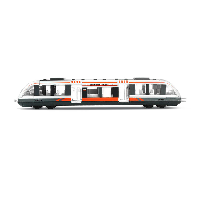 CLASSIC TRAIN TRAM DIECAST PULL BACK MODEL WITH LED MUSIC CHILDREN KIDS TOY SUPE