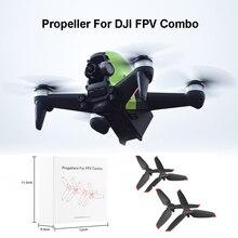 Hélices pour Drone DJI FPV Combo 5328S, accessoires de lame à dégagement rapide, pièces de rechange de ventilateur à aile de remplacement pour accessoires DJI FPV Combo